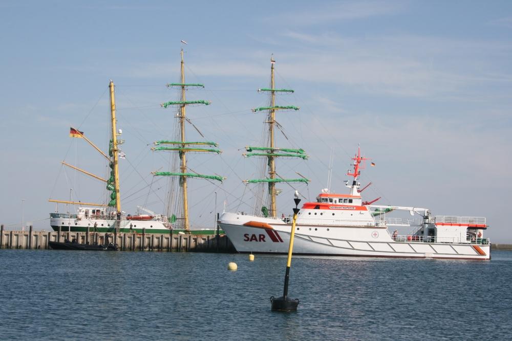 Törnbericht - Cuxhaven bis Amsterdam (Teil 1) - SY Ocean Spirit