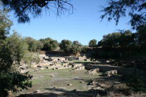 Ausgrabungsstätte Komos Beach